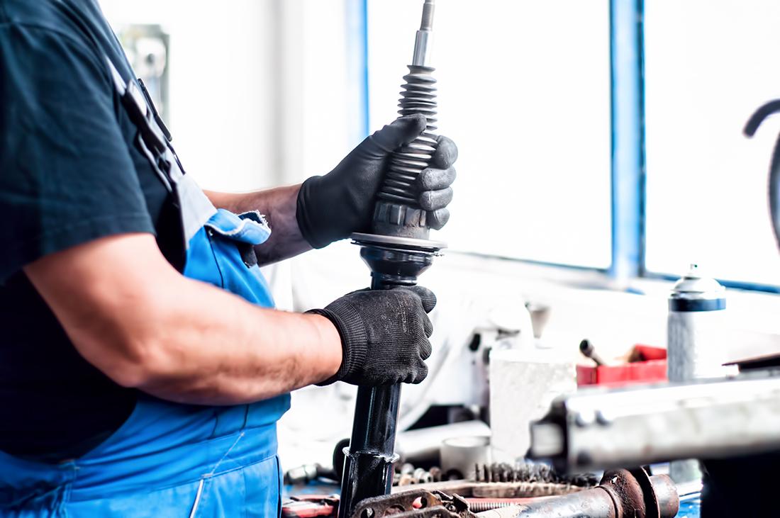 Suspension Repairs And Maintenance